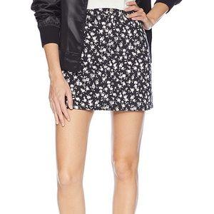 NWT Calvin Klein Jeans High Rise Mini Skirt 26